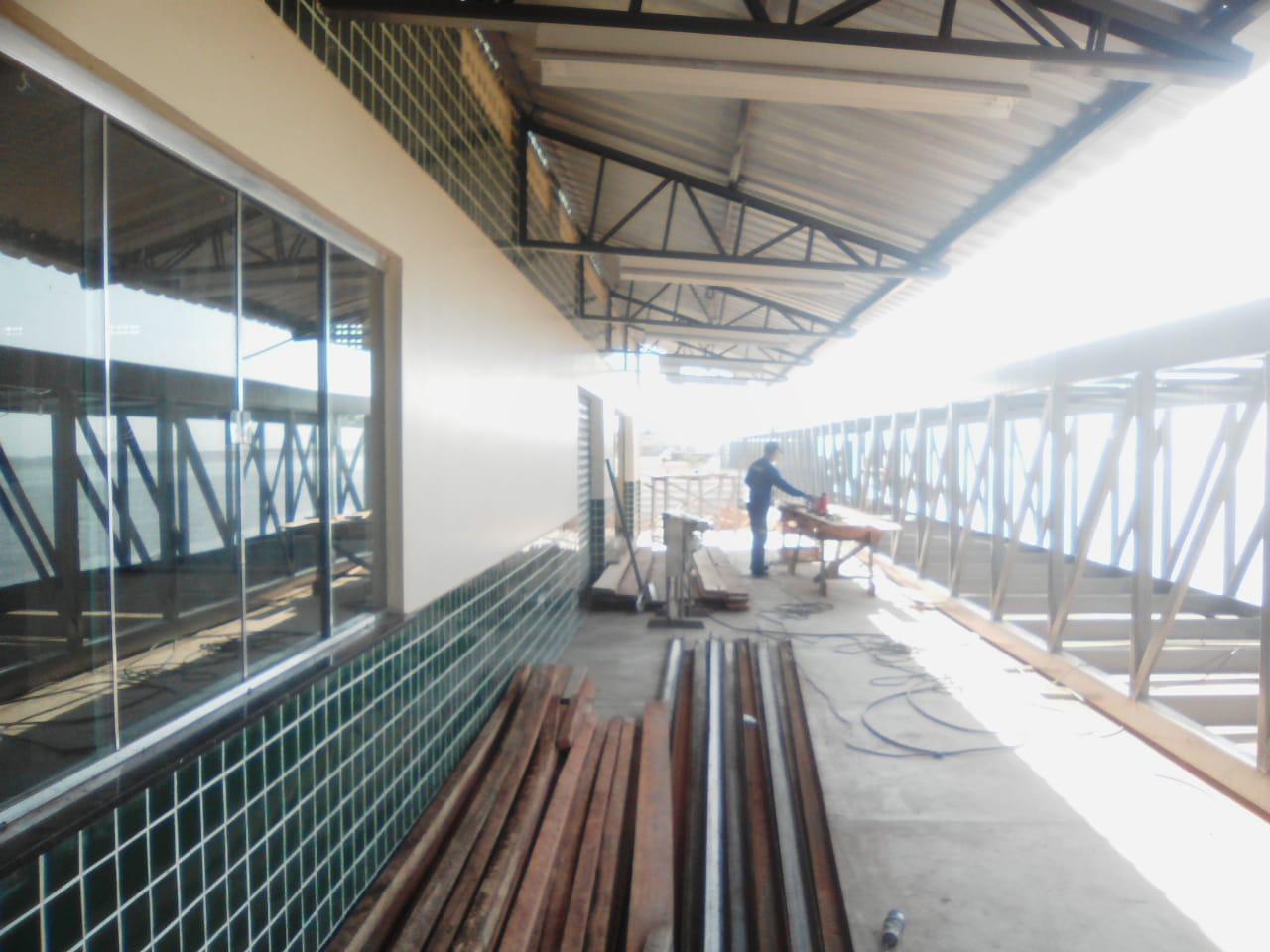 Terminal hidroviário de Prainha será inaugurado em dezembro, assegura CPH