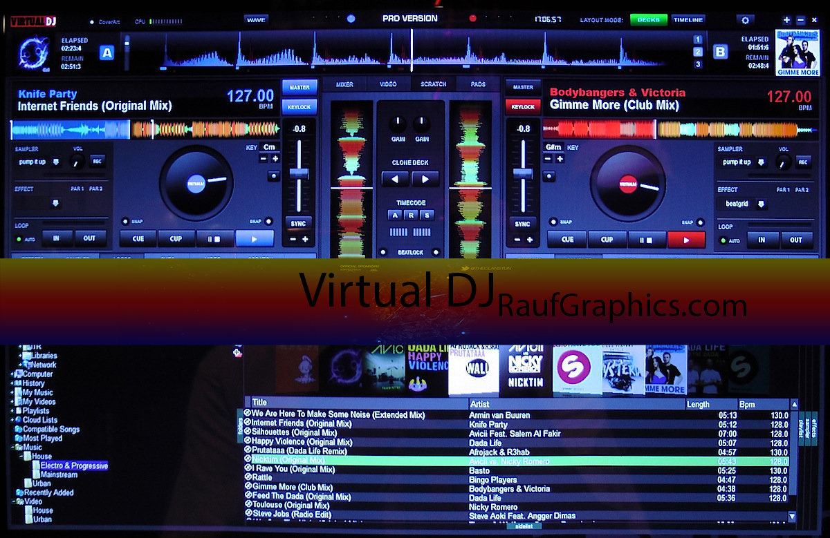 how to download virtual dj on mac for free