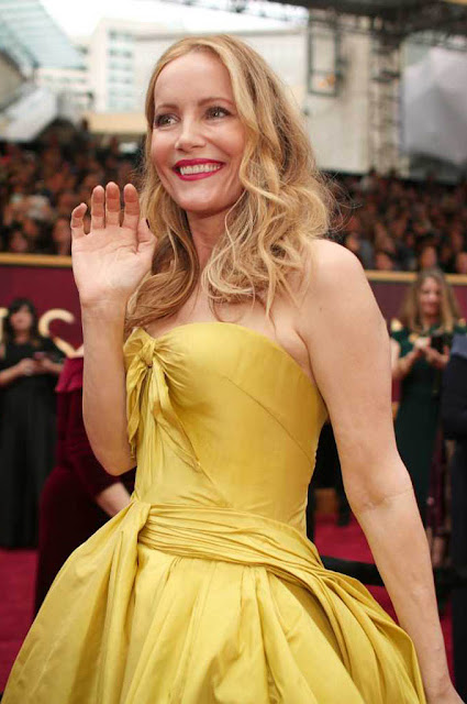 Leslie Mann at 89th Annual Academy Awards 2
