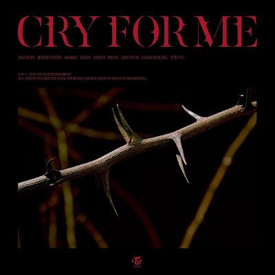 TWICE 'Cry for Me' Lyrics