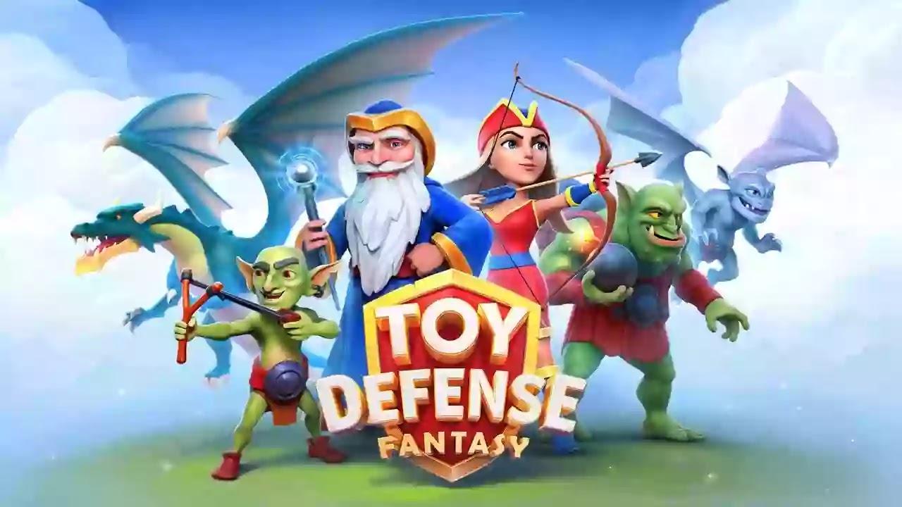 اختبر قدراتك الإستراتيجية مع لعبة دفاع برج مذهلة أخرى مع Toy Defense Fantasy.
