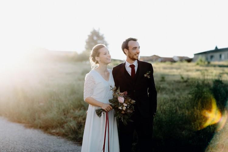 Raphaël Keita, robe de mariée, Laure de Sagazan