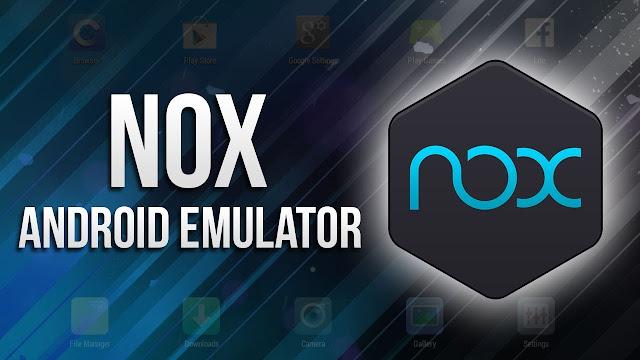 تحميل برنامج nox من ميديا فاير