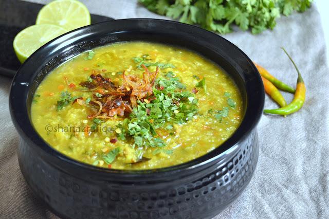 Mutton Rice Porridge ~ Mutton Ganji ~ Mutton and Rice Konji