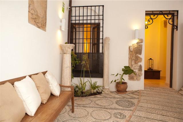 hotel Balcón de Córdoba blog decoracion chicanddeco