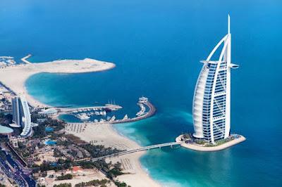 Burj Al Arab (Hotel termewah di dunia)