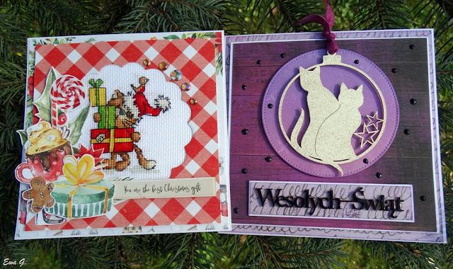 Kwietniowe kartki bożonarodzeniowe