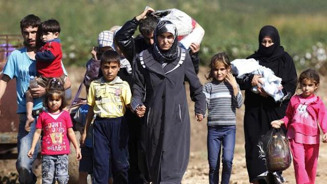 La policía turca mata a tiros a sirios, entre ellos niños, que intentan cruzar su frontera