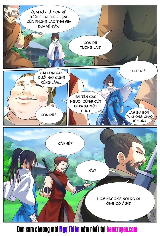 Ngự Thiên chap 11 - Trang 11