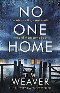 book cover of No One Home by Tim Weaver