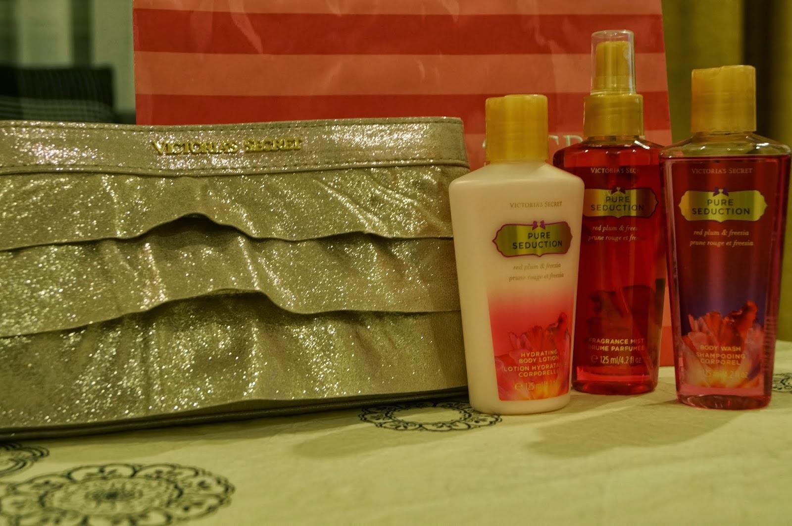 8a332b8b2b9 FREE  JEWELLERY BOX. Ready In Stock Victoria Secret Pure Seduction ...
