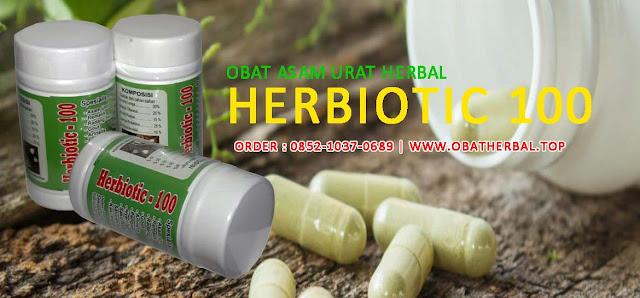obat asam urat, obat asam urat herbal, obat asamurat herbiotic 100, herbiotic 100,