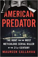 American Predator by Maureen Callahan - Book cover