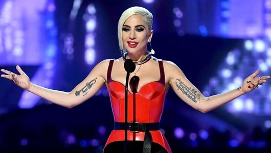 Menyentuh, Lady Gaga Bicara Kesehatan Mental di Panggung Grammy Awards 2019