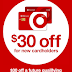 Target: $30 Off $100 Coupon When You Open a Target Credit or Debit Card!