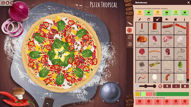 Pizza Connection 3 PC full imagenes