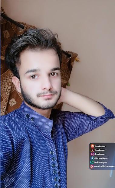 Muhsen Nysar  @ImMuhsen (Mohsin Nisar) | Muhsen Pakistani