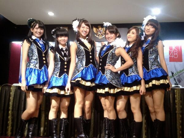 Meet and Greet JKT48 di Medan