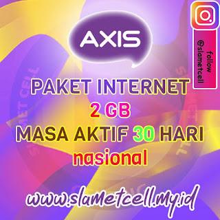 internet axis aigo 2 GB