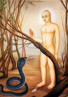 भगवान महावीर और चंड कौशिक