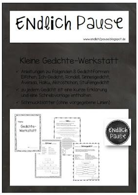 https://www.teacherspayteachers.com/Product/Kleine-Gedichte-Werkstatt-3716113