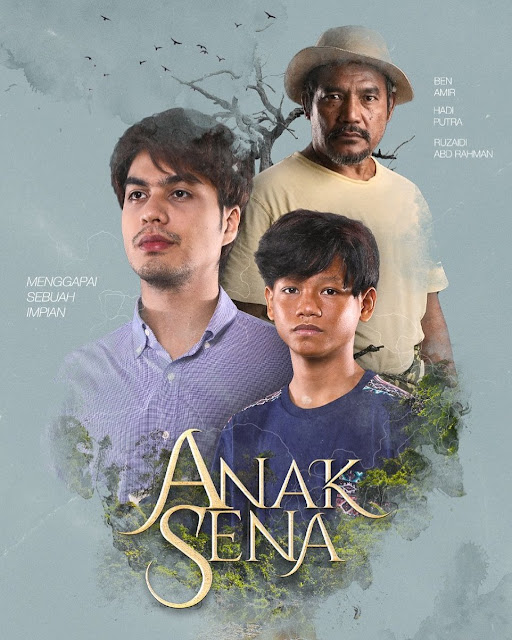 Saksikan Drama Anak Sena Di Slot Lestary TV3