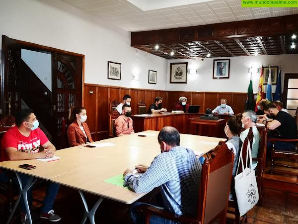 El pleno del Ayuntamiento de El Paso aprobó por unanimidad la moción presentada por Coalición Canaria relativa al proyecto de Ley por la que se modifica las medidas para mejorar el funcionamiento de la Cadena Alimentaria