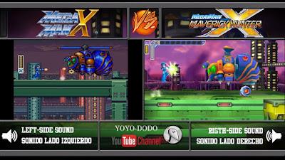 MegaMan Maverick Hunter X: The Day of Sigma