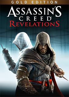 Assassins Creed Revelations Gold Edition Thumb