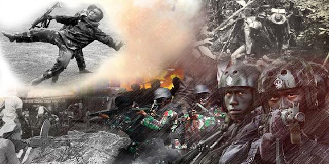 Aksi Heroik Dan Menegangkan..! Duel Maut Sampai Mati: Satu Lawan Satu Kopassus vs Gerilyawan PGRS