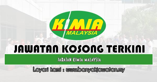 Jawatan Kosong Kerajaan 2019 di Jabatan Kimia Malaysia