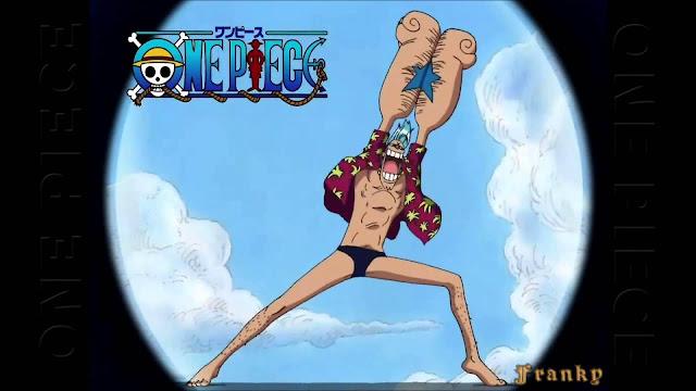 Mod Skin Gangplank Franky One Piece
