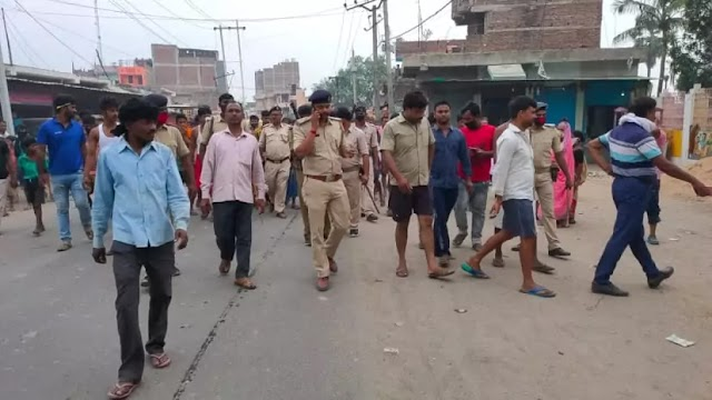 बड़ी खबर: पटना में गंगा स्नान करने आई थी लड़की, अपराधियों ने बोरी में बंद करके गंगा में फेंका, दुष्कर्म की आशंका