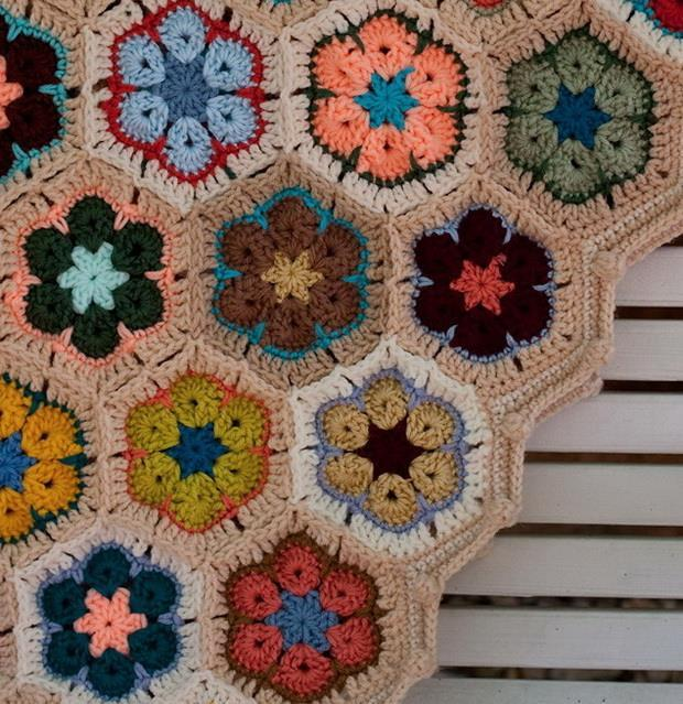 Crochet Patterns Crochet Pattern Of Beautiful Motif African Flower