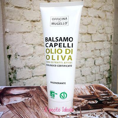 Officina del Mugello Balsamo capelli olio di oliva