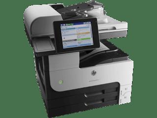 HP LaserJet Enterprise MFP M725dn Driver Download