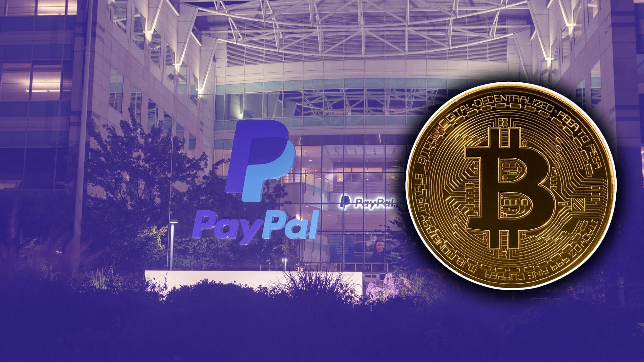 Paypal Kripto Para Hacim Rekoru Kırdı!
