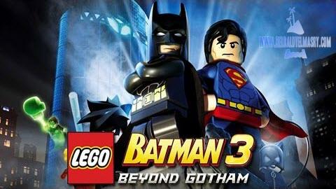حمل لعبة LEGO Batman Beyond Gotham 3 لهواتف اندرويد بحجم 1.4 جيجا بايت برابط مباشر