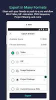 Alight Motion pro mod app Screenshot 7