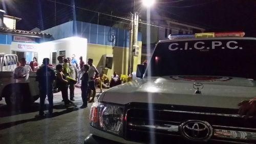 Detective herido durante tiroteo con choros en Santa Bárbara
