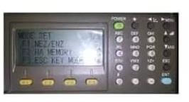 Cara merubah settingan input koordinat NEZ menjadi ENZ pada total station topcon