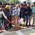 उमानाथ ने रूल आउट किक्रेट प्रतियोगिता का किया उद्घाटन