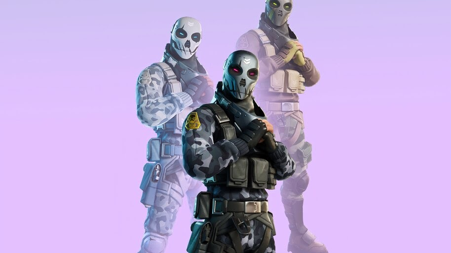 Metal Mouth, Fortnite, Skin, Outfit, 4K, #7.1097
