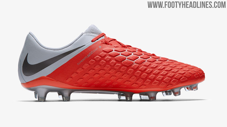 sports shoes 235d9 d18ed Light Crimson / Wolf Grey' Nike Hypervenom Phantom III ...