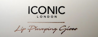 Review Iconic London Lip Plumping Gloss