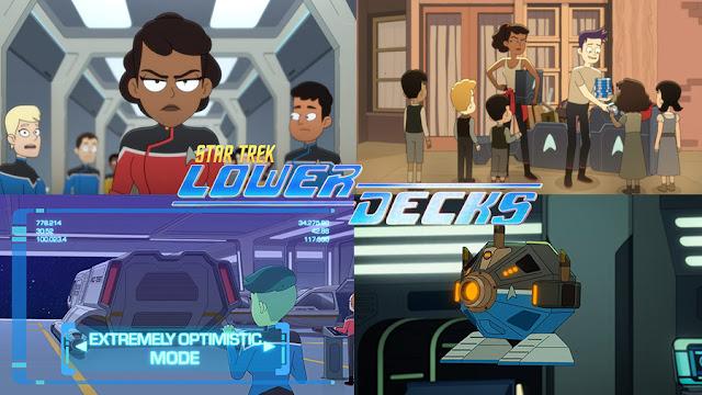 Star Trek: Lower Decks, episodio finale