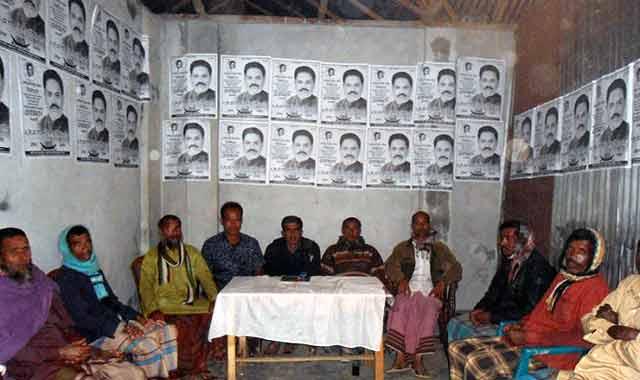 বকশীগঞ্জ উপজেলা নির্বাচনে বিজয়কে বিজয়ী করতে নৌকা বন্দনা