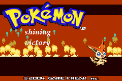 pokemon shining victory