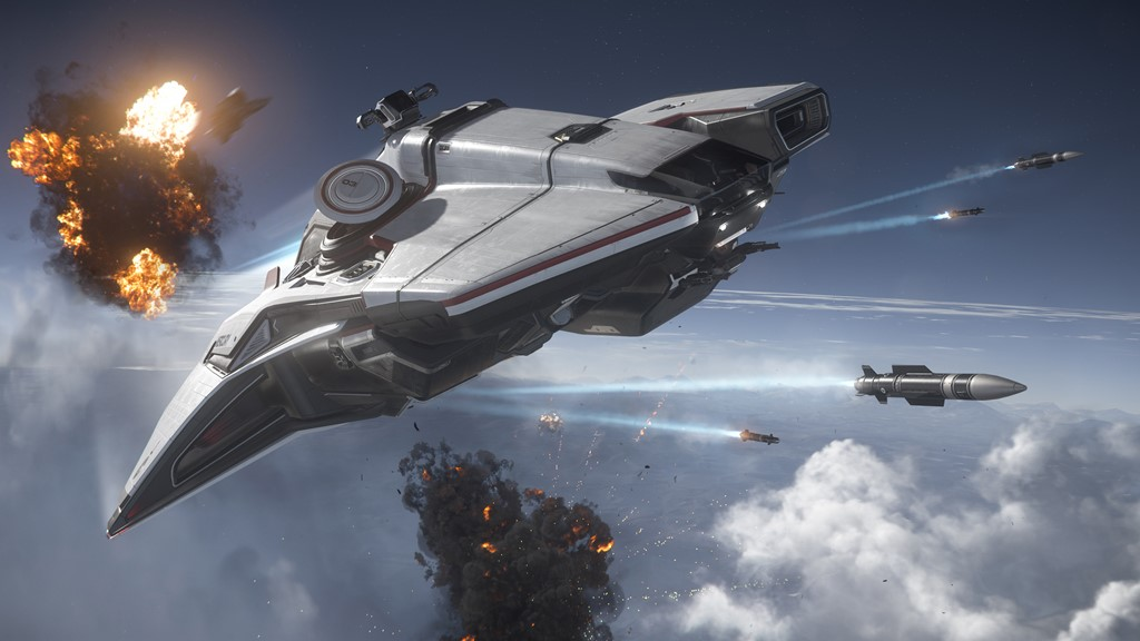 Star Citizen Trailers Alert | FREE Mercury Star Runner Test Flights During IAE 2950 Event
