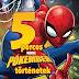 5 perces Pókember történetek